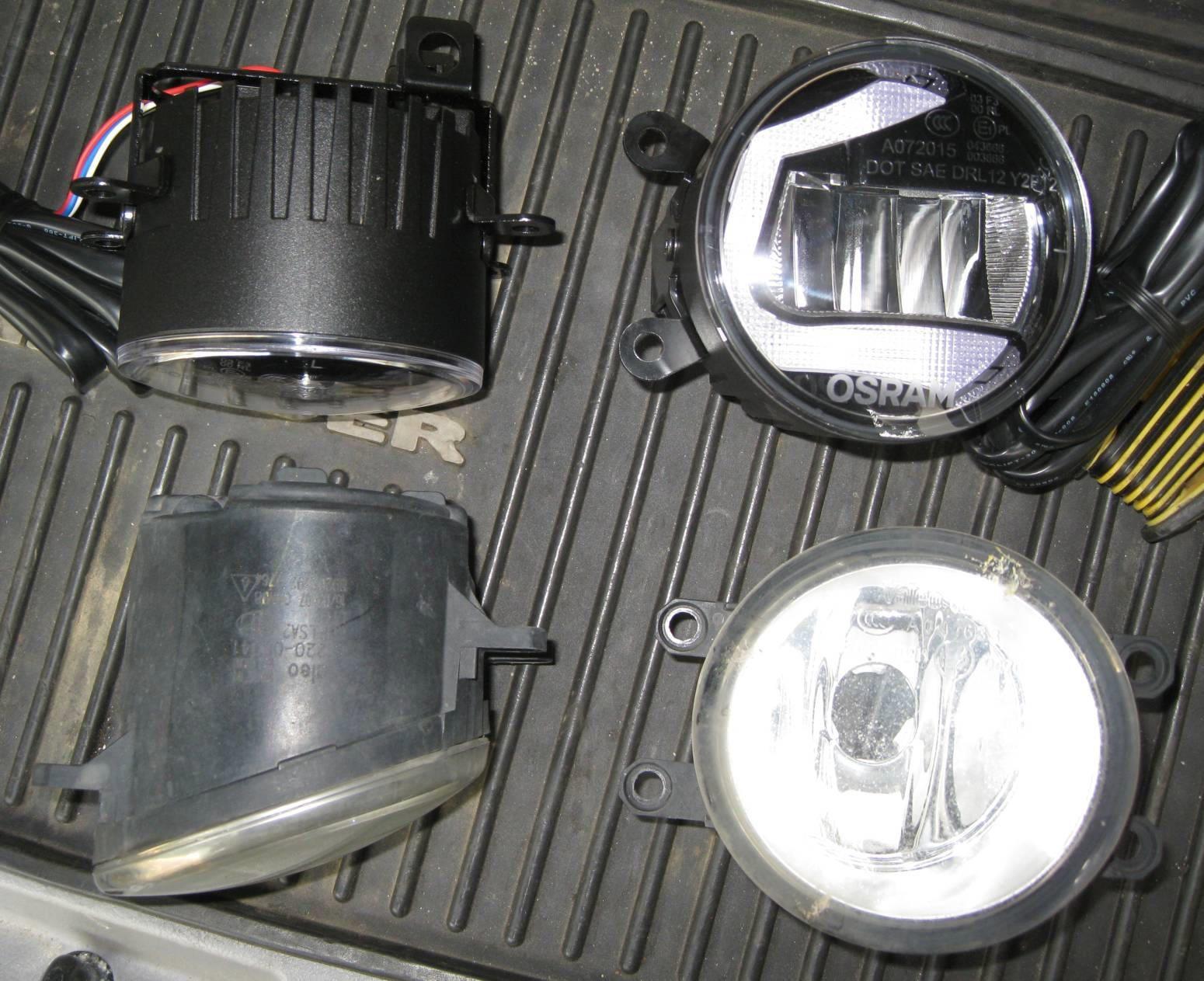 Osram Ledriving 101 Review Highlander Led Drl And Fog Upgrade Toyota Fuse Box Diy Time