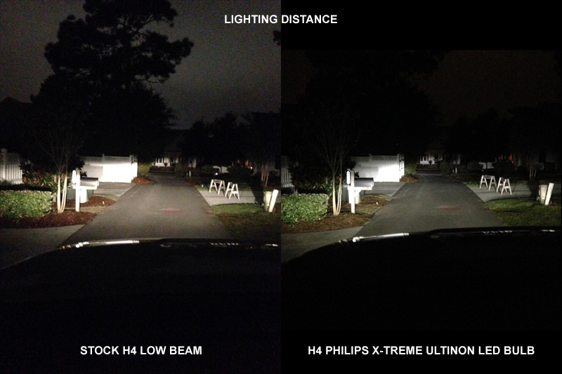 Philips LED H4 Headlight Bulb Review - Page 2 - Toyota ...