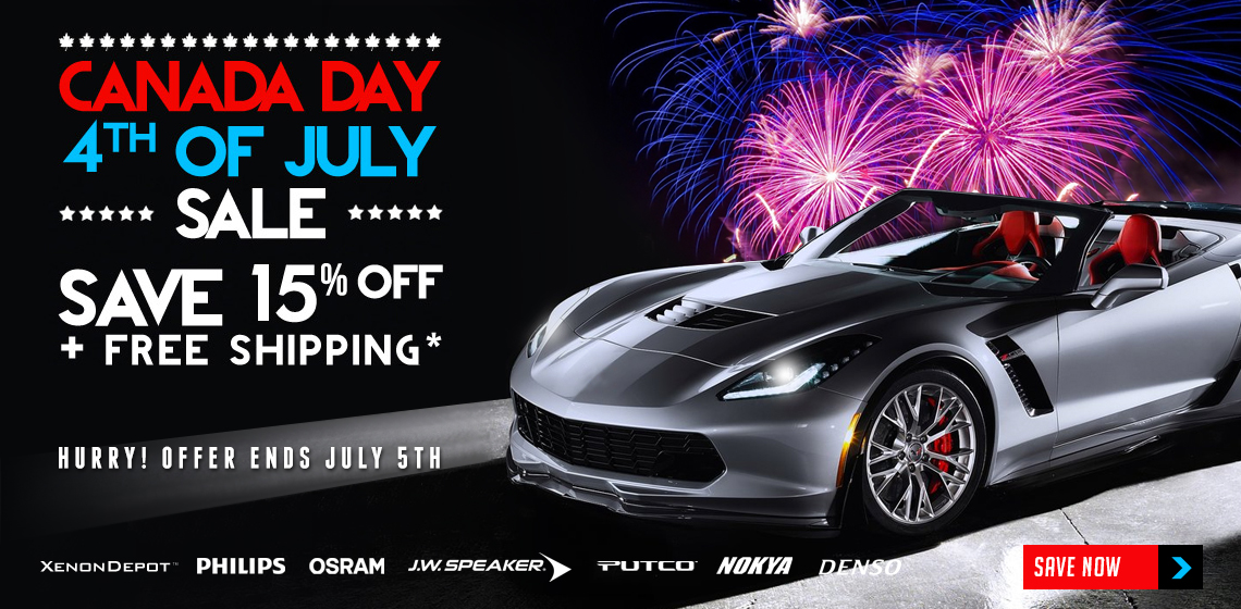 Canada Day 4th Of July Sale Save 15 Storewide