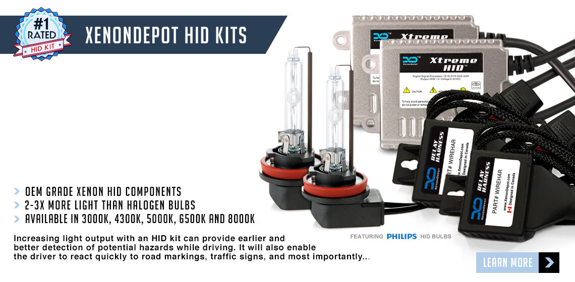 XENONDEPOT - HID & LED Lighting Products