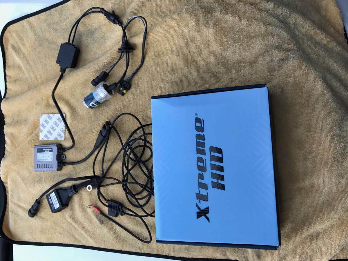Xtreme 9005 HID Kit | 2015 Toyota Rav4 on